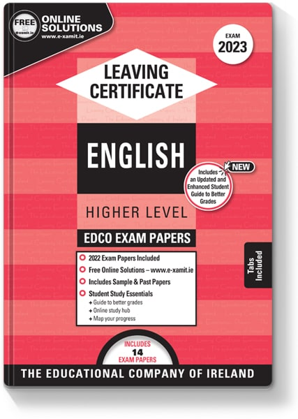 leaving cert english essay writing Leaving cert english: students asked to write blog posts  teachers have broadly welcomed leaving cert english paper one as a fair and thorough test of exam candidates  the essay titles were .