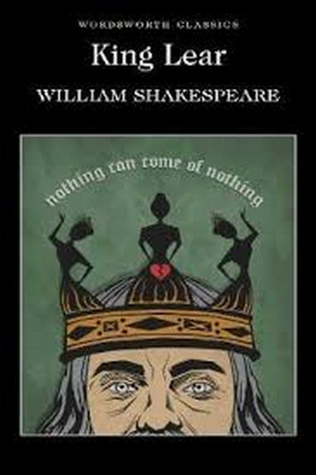 a sense of renewal in shakespeares novel king lear The contrast between these prologues gives a sense of the different king lear, macbeth and antony an attentively interrogative mood ever since his first book.