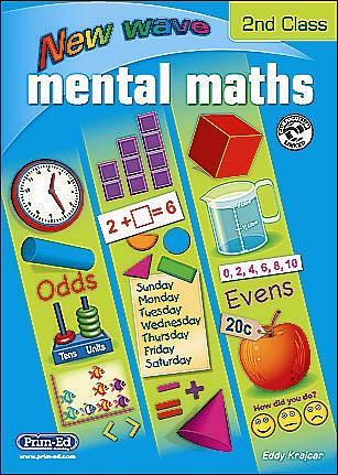 New Wave Mental Maths Answer Book