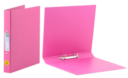 Eason Pink Ring Binder