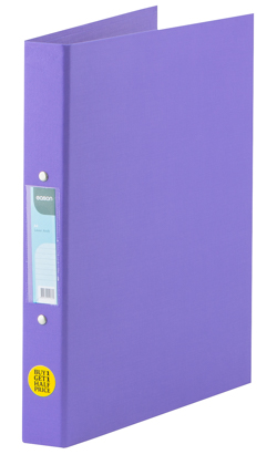 Eason Purple Ring Binder