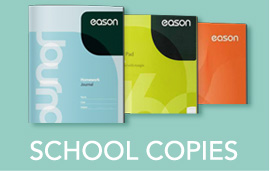 Copies and Notebooks on easonschoolbooks.com