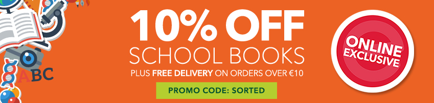 10% off school books