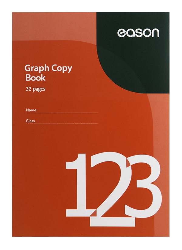 eason graph copies 32 page a4 exercise books and notebooks
