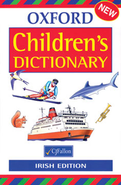 The Easiest Children's English Dictionary {Tiburon Es Rojos}