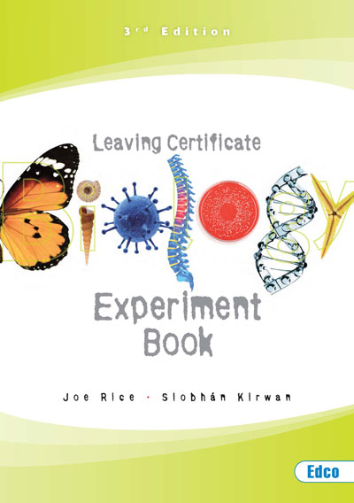 biology experiment book 3rd edition
