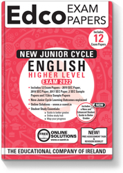 English JC Higher Level Past Papers 2019   English   Junior