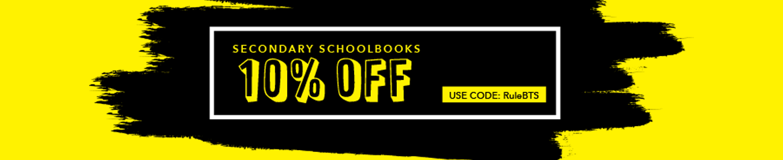 Buy Secondary School Books | Eason