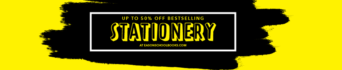 Up to 50% off stationery at easonschoolbooks.com