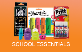 School essentials available to buy at easonschoolbooks.com
